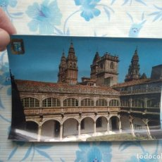 Postales: POSTAL SANTIAGO DE COMPOSTELA, FACULTAD DE FARMACIA, FONSECA. Lote 244662845