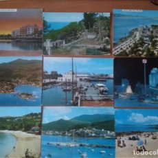 Postales: LOTE 24 POSTALES DE PONTEVEDRA. Lote 244678475