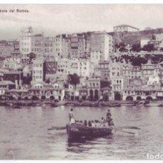 Postales: VIGO (PONTEVEDRA): RIBERA DEL BERBÉS. NO CONSTA EDITOR. NO CIRCULADA (AÑOS 10 - 20). Lote 244970330