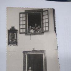 Postales: 24 SANTIAGO DE COMPOSTELA. AUTENTICA CASA DE LA TROYA. POSTALES BEA. SIN CIRCULAR.. Lote 245000060