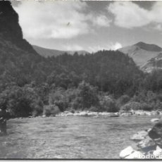 Postales: == HH698 - FOTOGRAFIA - PAISAJE - ORDESA 1956. Lote 245509755