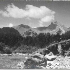 Postales: == HH699 - FOTOGRAFIA - PAISAJE - ORDESA 1956. Lote 245509770