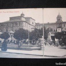 Postales: OURENSE-ORENSE-PLAZA DEL OBISPO CESAREO-THOMAS-POSTAL ANTIGUA-(78.099). Lote 245996395