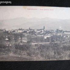 Postales: PONFERRADA-VISTA GENERAL NORTE-POSTAL ANTIGUA-(78.104). Lote 245997400