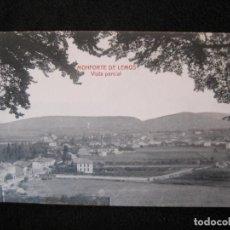 Postales: MONFORTE DE LEMOS-VISTA PARCIAL-EDICION FERBAS-POSTAL ANTIGUA-(78.105). Lote 245997470