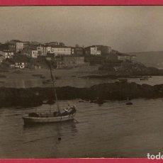 Postales: FINISTERRE FISTERRA CORUÑA POSTAL FOTOGRAFICA. Lote 246110305
