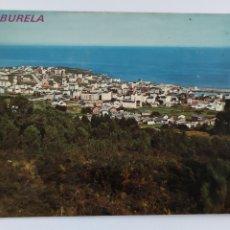 Postales: POSTAL 3396 BURELA (LUGO) VISTA PARCIAL. Lote 246135540