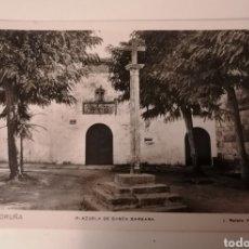 Postales: LA CORUÑA. PLAZUELA DE SANTA BARBARA. ROISIN FOTOGRAFO. Lote 246181700