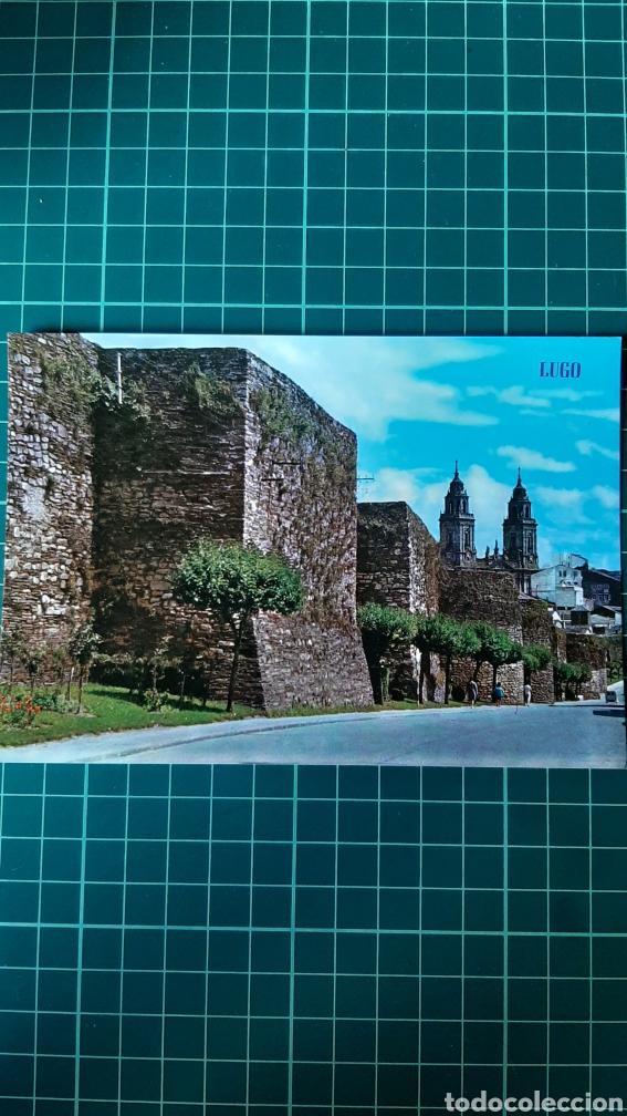 POSTAL LUGO PARIS EDICIONES 472 VER LOTES POSTALES COLISEVM COLECCIONISMO (Postales - España - Galicia Moderna (desde 1940))