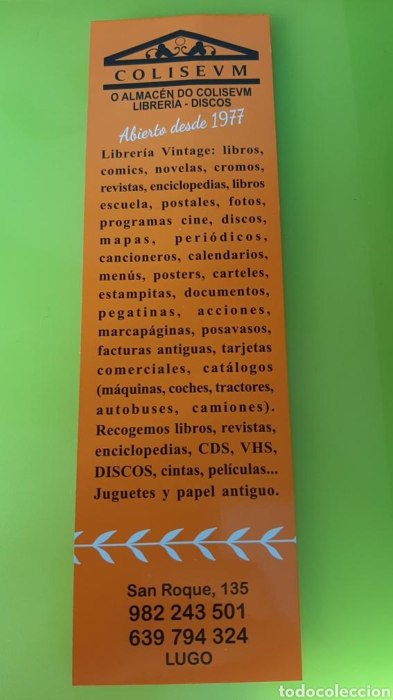 Postales: LUGO POSTAL POSTAL VINTAGE 190 EDICIONES PARIS ZARAGOZA CATEDRAL COLECCIONISMO COLISEVM LIBRERIA - Foto 3 - 248661620