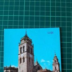 Postales: LUGO POSTAL POSTAL VINTAGE 190 EDICIONES PARIS ZARAGOZA CATEDRAL COLECCIONISMO COLISEVM LIBRERIA. Lote 248661620