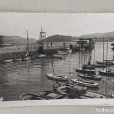 Postales: VIGO POSTAL FOTOGRAFICA EDICIONES GARCIA GARABELLA - GALICIA - DARSENA REAL CLUB NAUTICO - IMPECABLE. Lote 251971485