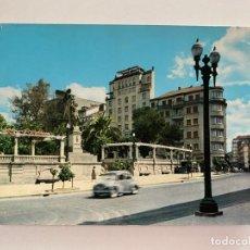 Postales: TARJETA POSTAL. ORENSE. Nº 3.- PARQUE SAN LÁZARO Y AV. C. ENRIQUE. EDICIONES ALARDE. Lote 253916700