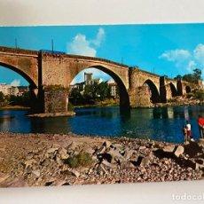 Postales: TARJETA POSTAL. ORENSE. Nº 26.- PUENTE ROMANO. EDICIONES ALARDE. Lote 253916850