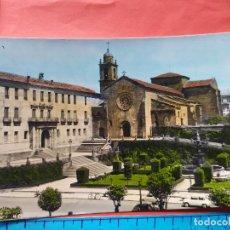 Postales: PONTEVEDRA ( COCHES DE LA EPOCA - SEAT 600 ) / ( NOV2021CONF). Lote 254016445