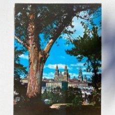 Postales: TARJETA POSTAL. SANTIAGO DE COMPOSTELA. VISTA PARCIAL. SERUE II. Nº 9602. PUIG-FERRAN. Lote 254089490