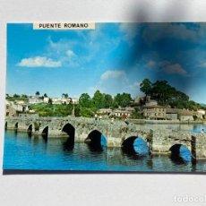 Postales: TARJETA POSTAL. GALICIA. 3102.- PUENTE ROMANO. POSTALES FAMA. Lote 254089950