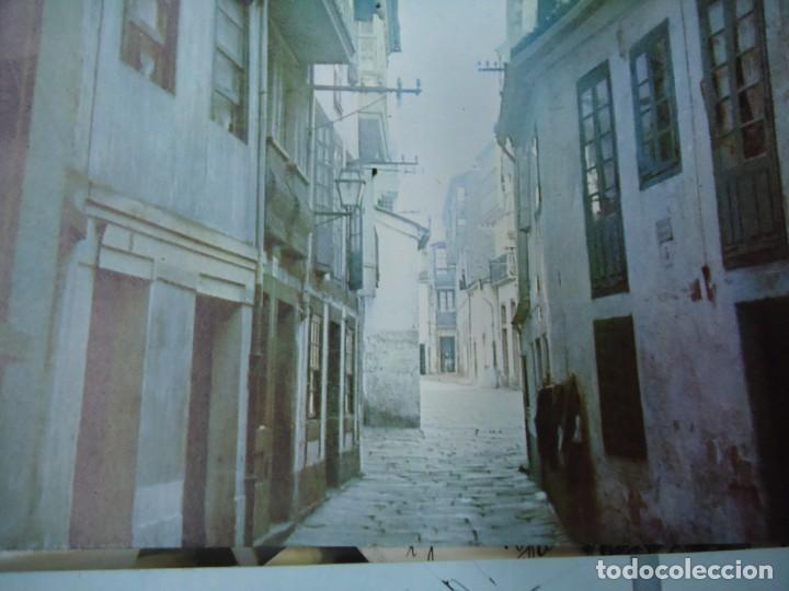 Postales: lote de 5 POSTALES DE LA CORUÑA 1966 EDITADAS POR SEIX BARRAL EN BARCELONA MIDE 14,5 10 cm. RARAS - Foto 5 - 254940640