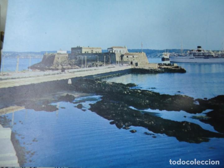 Postales: lote de 5 POSTALES DE LA CORUÑA 1966 EDITADAS POR SEIX BARRAL EN BARCELONA MIDE 14,5 10 cm. RARAS - Foto 6 - 254940640
