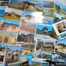 Postales: 80 POSTALES * PONTEVEDRA Y PROVINCIA * LOTE Nº 25. Lote 260712840