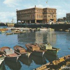 Cartoline: POSTAL - LA CORUÑA - REAL CLUB NAUTICO - Nº 12 - ED. G, GARRABELLA - AÑO 1964 - NUEVA -. Lote 262324990