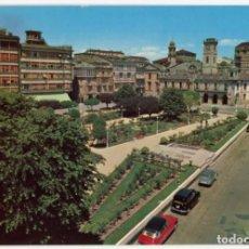 Cartoline: EM0882 LUGO PLAZA DE ESPAÑA 1964 ED PARIS Nº123 CITROEN DS BICOLOR 2CV. Lote 262667800