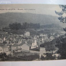 Postales: PONTEVEDRA-MARIN-VISTA PARCIAL-GRAFOS-POSTAL ANTIGUA-(80.692). Lote 262953165
