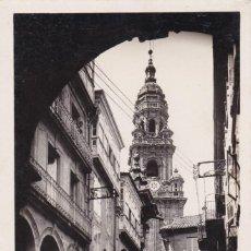 Postales: LA CORUÑA SANTIAGO DE COMPOSTELA RUA DEL VILLAR. ED. FOTO ROISIN Nº 108. SIN CIRCULAR. Lote 263068400