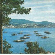 Postales: POSTAL VIGO, DETALLE DE LA RIA CON MEJILLONERAS - ARRIBAS 1983. Lote 263096825