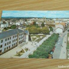 Postales: LUGO -- AVENIDA RAMON FERREIRO Y VISTA PARCIAL. Lote 263122015