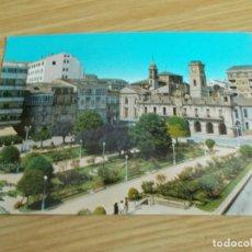 Postales: LUGO -- PLAZA DE ESPAÑA. Lote 263122110