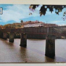 Postales: POSTAL TUY. PUENTE INTERNACIONAL/ VALENCA DO MIÑO. Lote 265200999