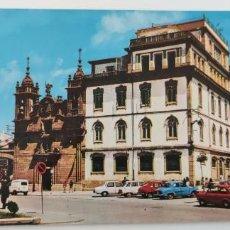 Postales: POSTAL 3663. LUGO CALLE Y PUERTA DE SAN FERNANDO E IGLESIA DE SAN FROILÁN. Lote 265207044