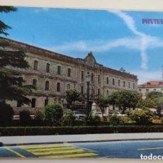 Postales: POSTAL 807. PONTEVEDRA. JARDINES DE LA ALAMEDA Y CUARTEL DE SAN FERNANDO.. Lote 265333284