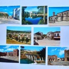 Postales: 8 POSTALES DE SARRIA Y PORTOMARIN. Lote 266565693