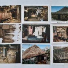 Cartes Postales: 9 POSTALES DE O PIORNEDO DE ANCARES.. Lote 266567068