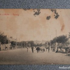 Postales: LA CORUÑA ALAMEDA - POSTAL ANTIGUA FOTOTIPIA CASTAÑEIRA. Lote 267546844
