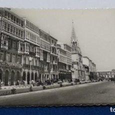 Postales: TAJETA POSTAL Nº 68 EDICIONES LUJO - ZARAGOZA ( LA CORUÑA - CALLE JUANA DE VEGA ). Lote 267610824