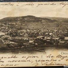 Postales: ANTIGUA POSTAL OURENSE 1903 CIRCULADA. Lote 268409384