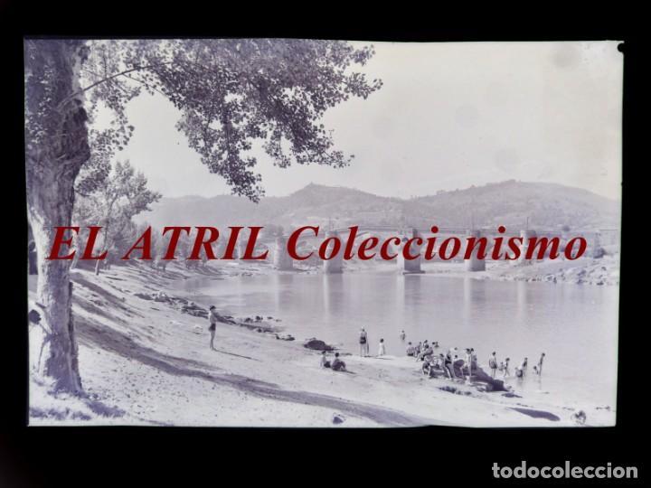 ORENSE - CLICHE ORIGINAL - NEGATIVO EN CELULOIDE - EDICIONES ARRIBAS (Postales - España - Galicia Antigua (hasta 1939))