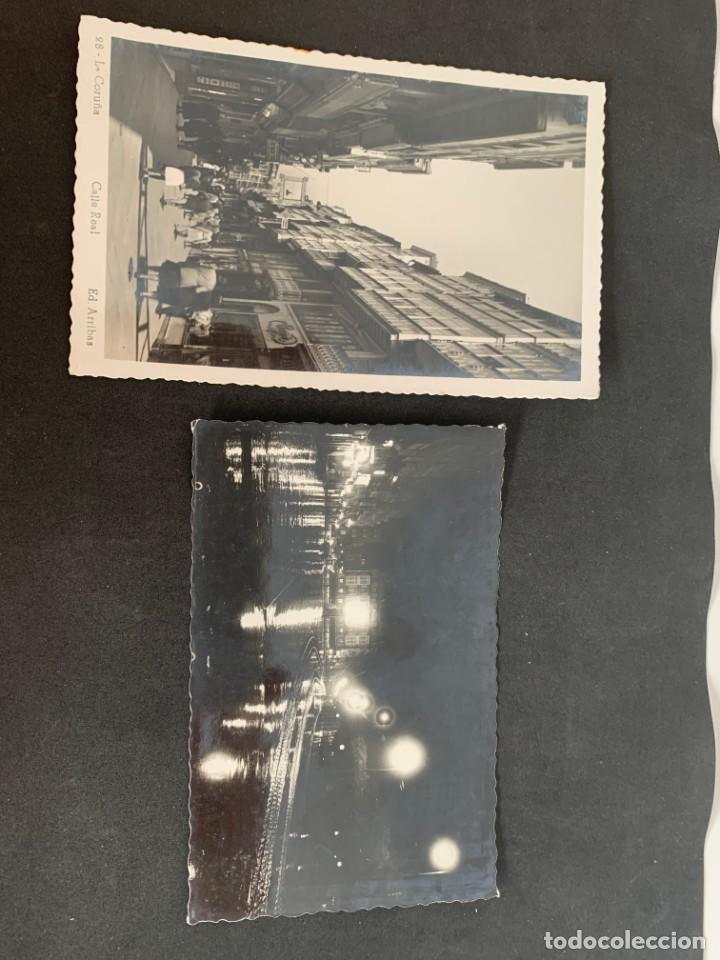 Postales: LA CORUÑA - LOTE DE 15 POSTALES - ED. ARRIBAS - Foto 4 - 268941719