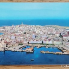 Postales: POSTAL - LA CORUÑA - VISTA AÉREA - EDIC. ALARDE. Lote 269275453