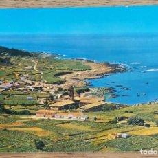 Postales: POSTAL - MONASTERIO SANTA MARÍA DE OYA - (GALICIA) VISTA PANORÁMICA - EDIC. ARRIBAS.. Lote 269280148