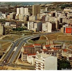 Postales: CORUÑA. VISTA PARCIAL. ED. ALARDE Nº 38 (B) (1983). CARRETERAS. PERIFERIA URBANA.. Lote 269501758