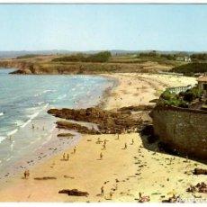 Postales: CORUÑA, PLAYA DE BASTIAGUEIRO. ED. ARRIBAS Nº 2022 (1964),. Lote 269501878