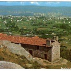 Postales: FERROL DESDE SANTUARIO NTRA. SRA, DE CHAMORRO. ED. PERLA Nº 3254 (1974).. Lote 269501968