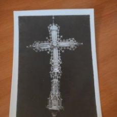 Postales: POSTAL 12 PEÑÍSCOLA CRUZ DEL PAPA LUNA L.ROSINI FOTO. Lote 269851808