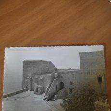 Postales: POSTAL N 14 PEÑÍSCOLA HABITACIÓN DEL PAPA LUNA. Lote 269934078