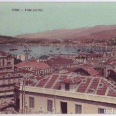 Postales: VIGO (PONTEVEDRA): VISTA PARCIAL. E.B. TETILLA / J. BIENAIMÉ. NO CIRCULADA (AÑOS 10). Lote 270157548