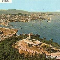 Postales: VIGO - 3163 VISTA AÉREA. Lote 270349363